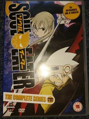 £7.60 • Buy Soul Eater - The Complete Series (DVD, 2011)