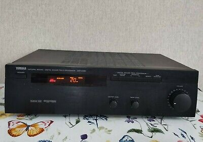 £44.99 • Buy Yamaha DSP-E390 Natural Sound Digital Sound Field Processor TESTED WORKING