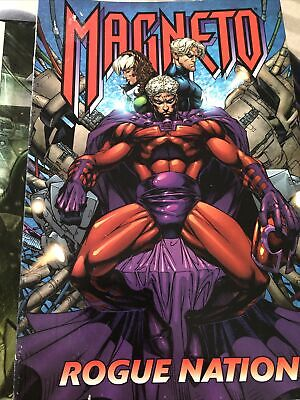 £1.50 • Buy Magneto Rogue Nation TPB 2002 Softcover