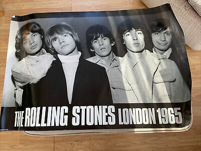 £4.10 • Buy The Rolling Stones 1965 Poster