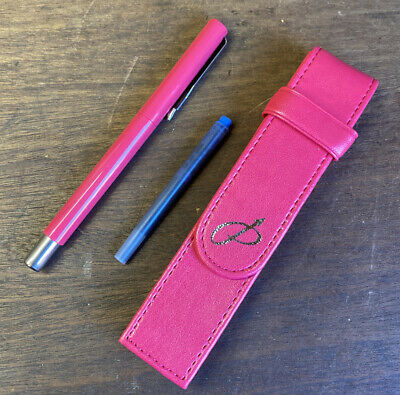 £14.99 • Buy New Pink Parker Pen Vector Exclusive To WH Smith With Case And Ink Rare Colour