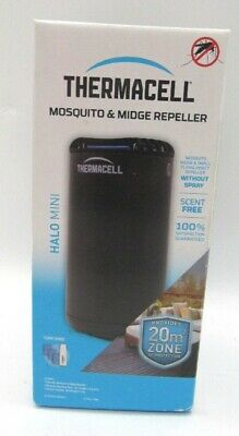 £12.99 • Buy Thermacell Mosquito & Midge Repeller Boxed Halo Mini