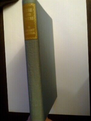 £5 • Buy W Somerset Maugham, Here And There, Short Stories. Vintage Reprint Society 1948