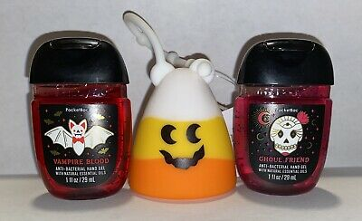 £13.50 • Buy Bath And Body Works HALLOWEEN CANDY CORN HOLDER Set - New