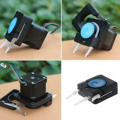 £11.66 • Buy Mini Peristaltic Pump Head With Tube Small Flow Stepper Motor OEM Package