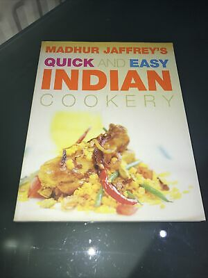 £4.90 • Buy Quick And Easy Indian Cookery By Jaffrey, Madhur Paperback Book.
