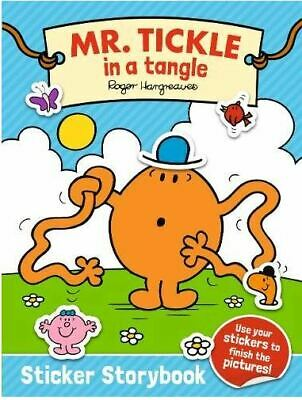 £5.99 • Buy Mr. Tickle In A Tangle Sticker Storybook, Adam Hargreaves, New Book