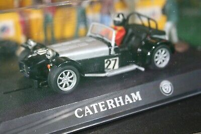 £25.99 • Buy SCALEXTRIC Good Condition Caterham 7 Boxed Damon Hill?
