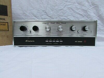 £145.86 • Buy Crown IC-150 Integrated Circuit Stereo Console