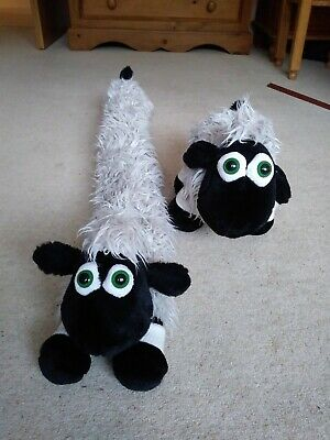 £8.99 • Buy Shaun The Sheep  Door Stop + Draught Excluder - Wallace & Gromit Style - VGC