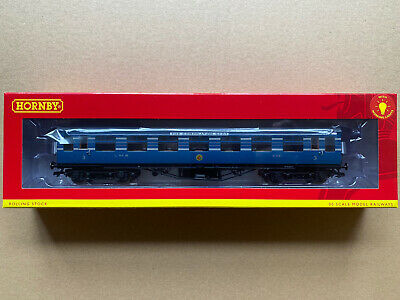 £37 • Buy Hornby R4965 LMS Stanier Coronation Scot 57' RTO Coach No. 8961 (With Lights)