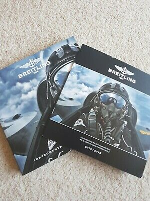 £15 • Buy Breitling Chronolog Catalogue Brochure Book 2014/15 And With Price List