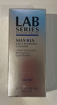 £29.99 • Buy LAB SERIES FOR MEN MAX LS DAILY RENEWING CLEANSER 150ml