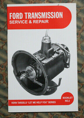£8.41 • Buy How To ReBuild EARLY FORD TRANSMISSION ID Guide 1939 Trans Hot Rod SCtA FLAThead