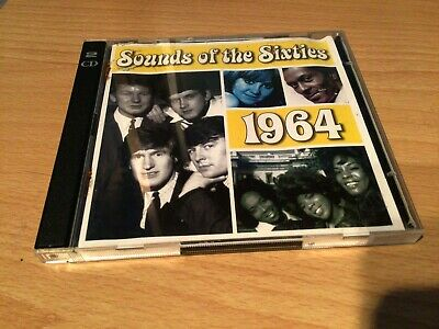 £5.99 • Buy Sounds Of The Sixties 1964   Time Life   (2cd)    *good+*