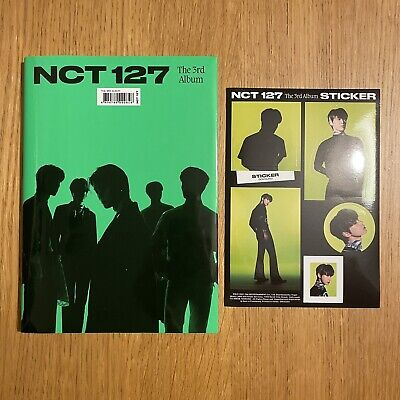 £5 • Buy NCT 127 Sticker Album Doyoung Stickers Fold Out Poster No Photocard KPOP
