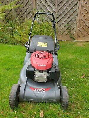 £150 • Buy Honda HRX476 Roller Lawnmower 5 Yrs Old With Grasscatcher And New Cutting Blade