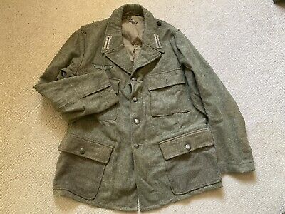 £149.99 • Buy WW2 German Army M43 Jacket Tunic Used In Band Of Brothers Paratrooper Airborne