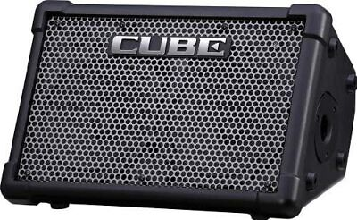 AU895.60 • Buy ROLAND Stereo Amplifier CUBE Street EX