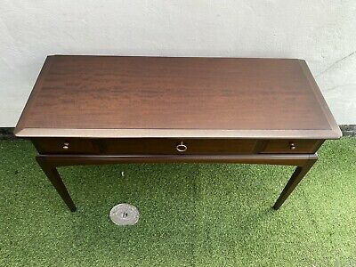 £145 • Buy Stag Minstrel Mahogany Dressing Table, Side Unit, Desk In Excellent Condition