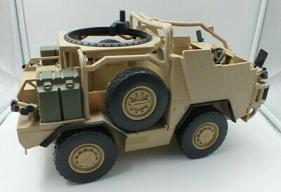£20 • Buy HM Armed Forces British Army Jackal MWIMK Vehicle For 10  Action Figure LOT GA64