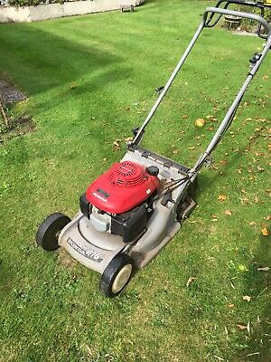 £50 • Buy Honda Lawn Mower Power Drive With Roller Spares Or Repairs HRB 476