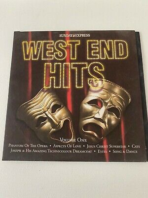 £2 • Buy West End Hits Vol 2 - Sunday Express Promo CD