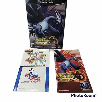 $98 • Buy Case  Poster And Manual Only Pokemon XD Gale Of Darkness GameCube **NO GAME**