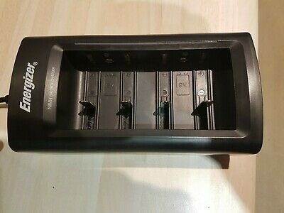 £8 • Buy ENERGIZER Battery Charger For 9V AA And AAA Batteries .NiMH