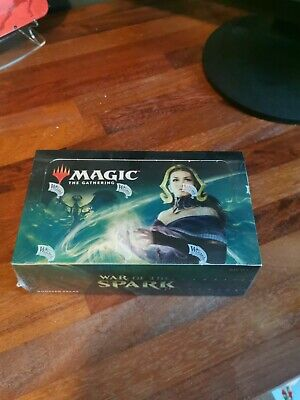 £130 • Buy MTG War Of The Spark Booster Box (sealed)