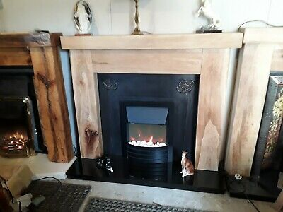 £180 • Buy Made To Measure Solid Oak Fire Surround