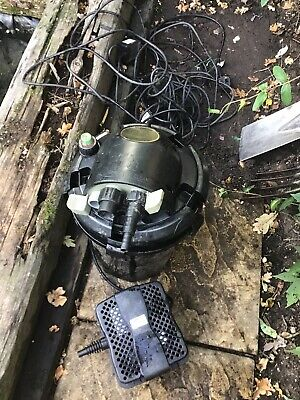 £37 • Buy Pond Pump And Filter Pickup In Nottingham