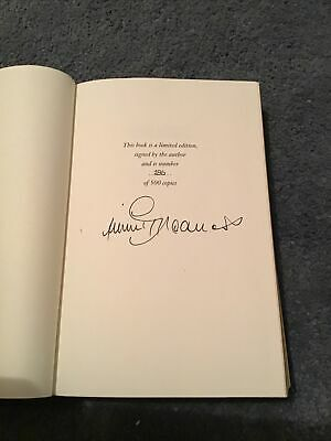 £30 • Buy Limited Edition Signed Hardback Greavsie, Jimmy Greaves Autobiography. Pristine