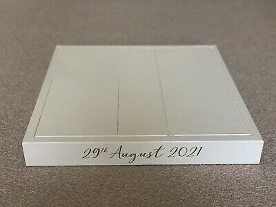 £10 • Buy Wedding Cake Stand In White - Date Can Be Removed