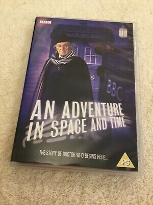 £4.50 • Buy Doctor Who An Adventure In Space And Time Dvd
