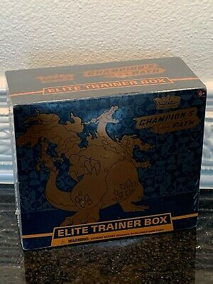 $62 • Buy Pokemon TCG Champions Path Elite Trainer Box Factory Sealed 🔥IN STOCK SHIPS NOW
