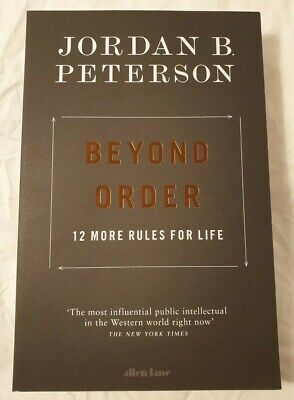 AU19 • Buy Beyond Order: 12 More Rules For Life By Jordan B. Peterson (Paperback, 2021)