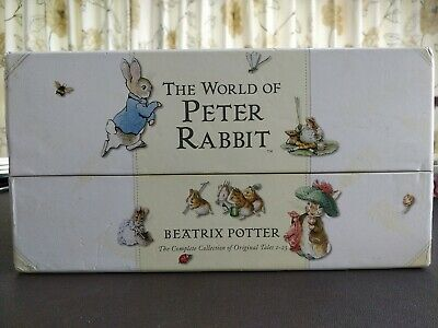 £25 • Buy The World Of Peter Rabbit - The Complete Collection Of Original Tales (2002)