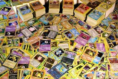 $10 • Buy Pokemon Bulk Lot 100 With GUARANTEED HOLO RARE IN EACH PACK ! 99% Of Cards NM