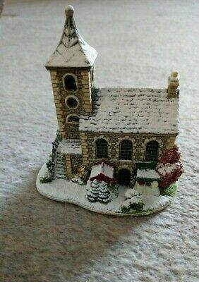 £8.99 • Buy Lilliput Lane Winter At Moot Hall Keswick L2619 Boxed 2003 Special Edition