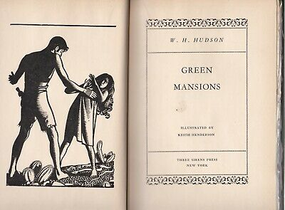 £2.18 • Buy Vintage Green Mansions By W. H. Hudson