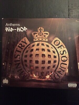 £3.75 • Buy Ministry Of Sound Hip Hop Anthems Used 54 Track Rap Cd 70s 80s 90s 00s R&B