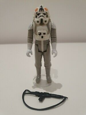 £11.99 • Buy Vintage Star Wars Figure - AT-AT Driver (With Repro Weapon)