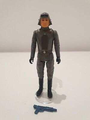£11.99 • Buy Vintage Star Wars Figure - AT-AT Commander (With Repro Weapon)