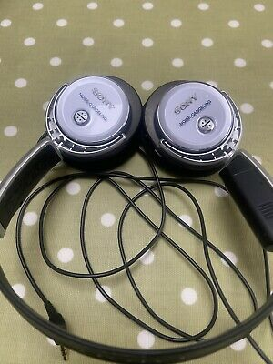 £10 • Buy Sony MDR-NC6 Noise Cancelling Headphones
