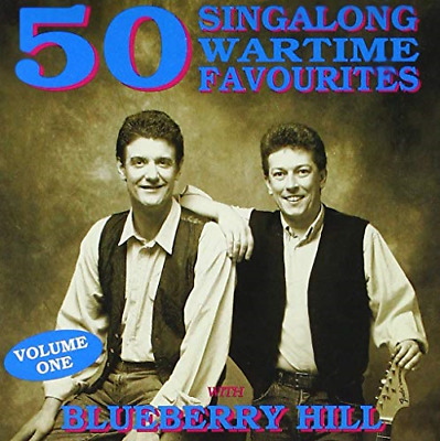 £2.29 • Buy Blueberry Hill - 50 Wartime Favorites - Various (CD)