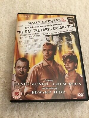 £3.45 • Buy The Day The Earth Caught Fire Dvd