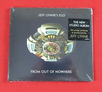£3.75 • Buy Jeff Lynne's ELO From Out Of Nowhere (New & Sealed, Digi Pak) CD