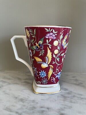 £8.95 • Buy Past Times Oriental Butterfly Mug With Gold Detail