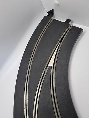 £10 • Buy ⭐1 X Scalextric Digital Track Lane Change Curve Y In To Out Track ⭐